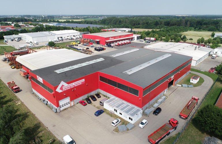 Logistikzentrum Grimmen
