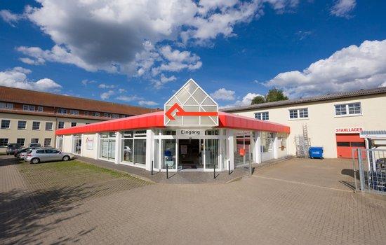 Standort Greifswald mit Badausstellung