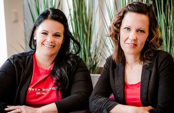 Y. Zwingelberg- Jordt und Andrea Kluth