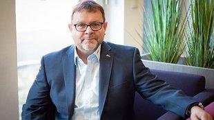 Geschäftsführer Logistik Mathias Brandt